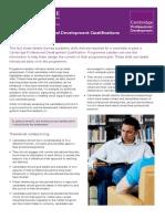 Academic Skills Fact Sheet