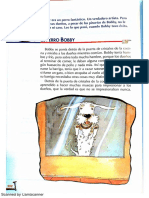 El Perro Bobby. Lecturas Primaria