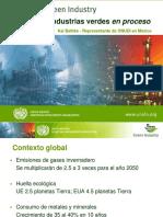 Industria Verde ONUDI Rio+20