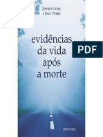 Evidências Da Vida Após a Morte - Jeffrey Long & Paul Perry