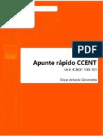 Apunte Rápido CCENT versión 5.0