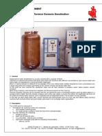 Didacta - Desalinisation Plant
