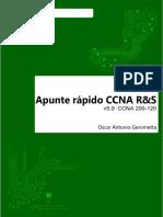 Apunte Rápido CCNA R&S versión 5.0