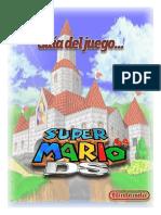 Guía de Super Mario 64 Ds (NDS)