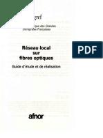 1990 Reseau Local Fibres Optiques