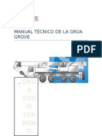 Manual de La Grua Grove 70.Tons