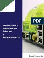 Introducción a la Conmutación Ethernet y el Enrutamiento IP
