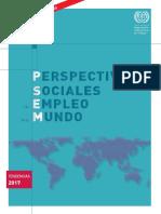 Perspectivas sociales y del empleo en el mundo 2017