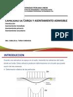 Sesion IV Unidad 1 Capacidad Carga Cimentaciones