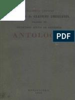 Acuña de Figueroa, Francisco. Antologia. Biblioteca Artigas