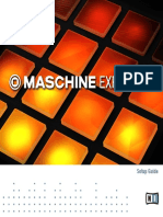 Maschine Expansions Setup Guide English