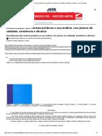 Classificação  planos da validade, existência e eficácia.pdf