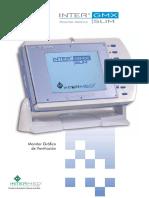 806 00272r5 GMX Graphic Monitor Caracteristicas Pt