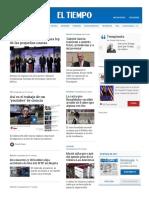 Noticias Principales de Colombia y El Mundo - Noticias - ELTIEMPO