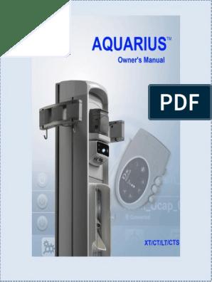 Aquarius Xt Ct Lt Cts-owner's-manual v05 Aqsum01