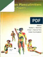 Ramírez, Rafael L. et al. (eds.) - Caribbean Masculinities ~Working Papers~ (CIEVS, 2002)