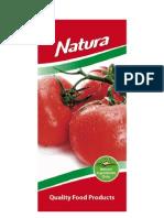 SANLAKOL - Natura Catalogue