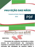 Proteção Das Maos