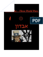 Albert Pike -- Three World Wars
