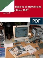 Principios Básicos de Networking versión 3.1