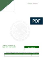 Anexo 1 Entrega Recepción del Lugar de la Intervención.doc