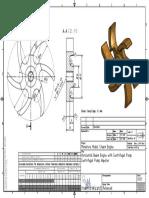 Centrifugal Pump Impeller