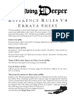 DD RR v4 Errata Sheet Mar2015