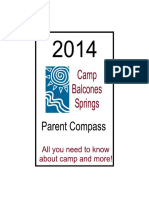 2014 Parent Compass