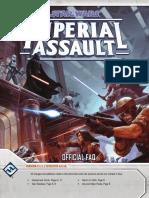 Imperial Assault - FAQ