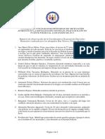 Detenidos sin motivación aparente durante movilización en Puente Piedra 12012017