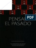 Carlos Miguel Ortiz Sarmiento, Bernardo Tovar Zambrano-Pensar El Pasado-Colombia, Archivo General de La Nacion (1997)