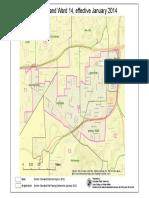 Ward14 Map 2014