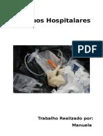residuos hospitalares