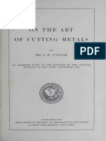 On+The+Art+Of+Cutting+Metals[1]