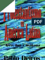 Protestantismo en America Latina
