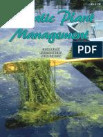 Aquatic Plants Management