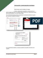 Tutorial_PROGRAMACION01 -Instalacion y Configuracion
