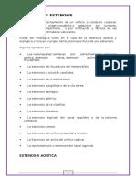 Semiologia Sindrome de Estenosis e Insuficiencia Aortica