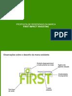 FIRST - Branding