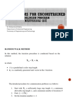 Algorithm for Unconstrained-multivariable Case-2 (CH 6)