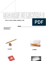 Quadern de Lectura Escola9