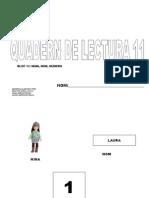 Quadern de Lectura Escola11