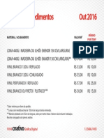 Valores Out 2016