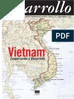 Revista Desarrollo Número 34 dedicada a Vietnam
