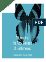 Wentz Izabella Root Cause of Hashimotos Thiroidis