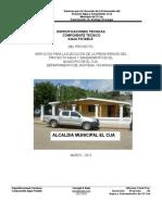 Especificaciones Tecnicas Agua Potable