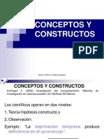 concepto constructo