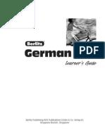 Berlitz German Grammar