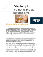 orinoterapia