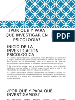 Importanciadelainvestigacionenpsic 141203074933 Conversion Gate01